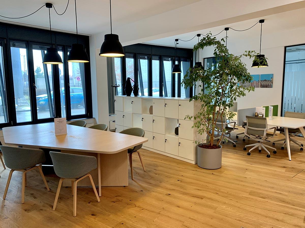 Office in München, Open Space
